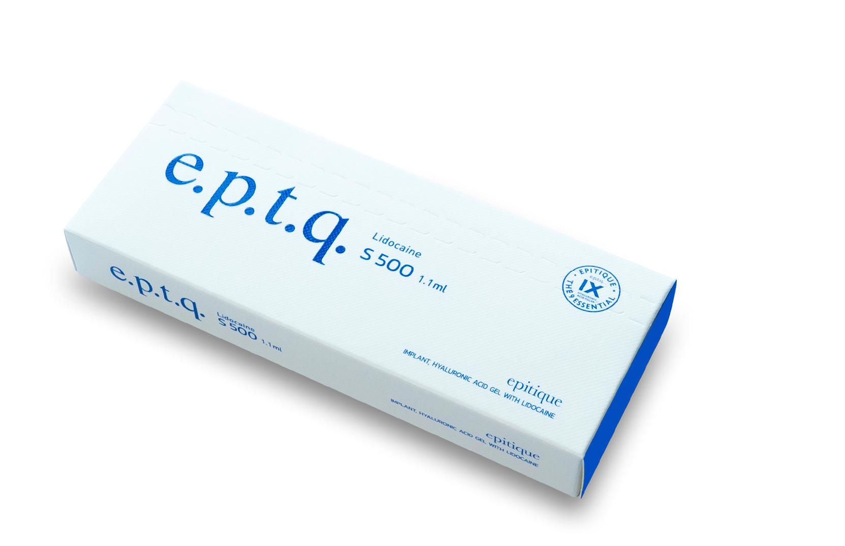 eptq s500 box white
